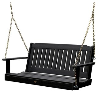 Highwood Leigh 5-foot Eco-friendly Marine-grade Synthetic Wood Porch Swing|https://ak1.ostkcdn.com/images/products/10077648/P17220963.jpg?_ostk_perf_=percv&impolicy=medium