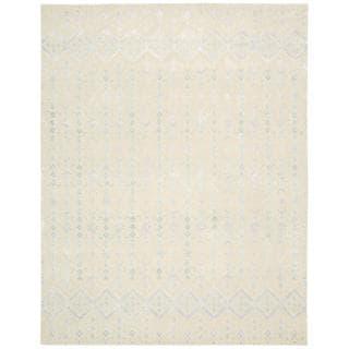 Nourison Symphony Ivory Rug (5'6 x 7'5)