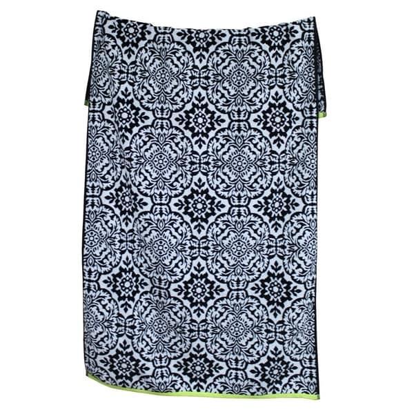 Amraupur Overseas 100-percent Cotton Yarn Dyed Oversized Vanderbilt Beach Towels