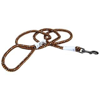 Coastal K9 Explorer Orange Reflective Braided Rope Snap Lead
