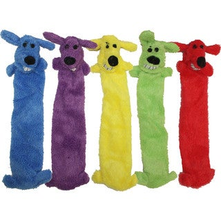 Multipet Lightweight Loofa Dog Toy  Pet Toy