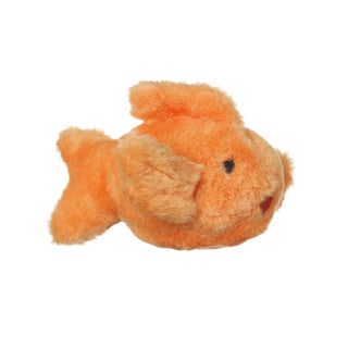 Multipet Look Who's Talking Goldfish Pet Toy