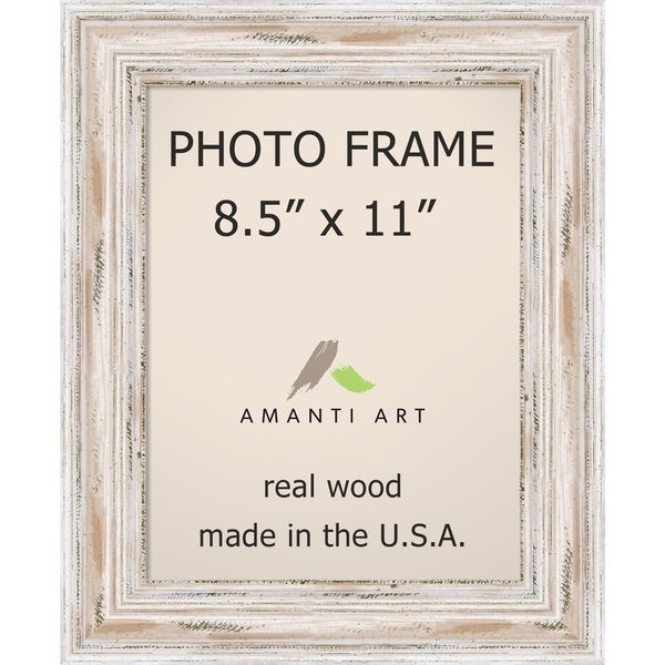 shop alexandria whitewash photo frame 12 x 14 inch on sale free shipping today. Black Bedroom Furniture Sets. Home Design Ideas