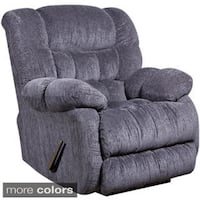 Offex Contemporary Columbia Microfiber Reclining Rocker