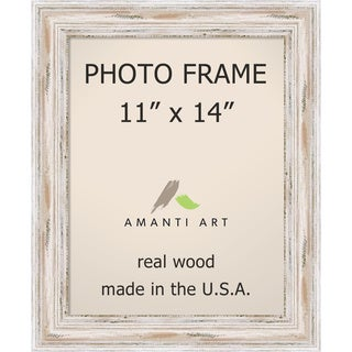 alexandria whitewash photo frame 11x14 14 x 17 inch