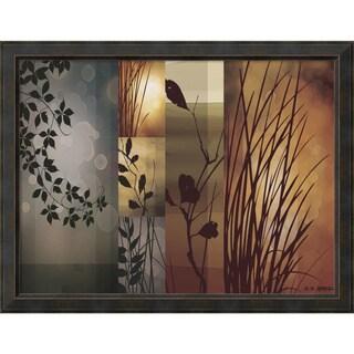 Framed Art Print 'Autumnal Equinox' by Edward Aparicio 44 x 34-inch