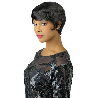 New Born Free Cutie Collection Synthetic Short Full Wig