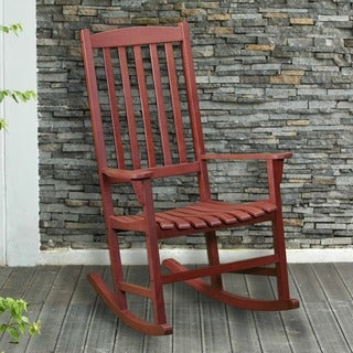 Harper Blvd Kona Hardwood Porch Rocker