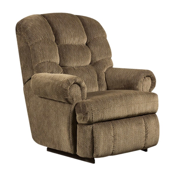 Offex Big And Tall 350 Pound Capacity Microfiber Recliner