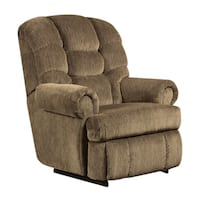 Offex Big and Tall 350-pound Capacity Microfiber Recliner
