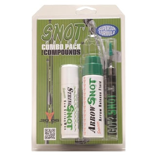.30-06 Snot Lube for Compounds, 3 Pack