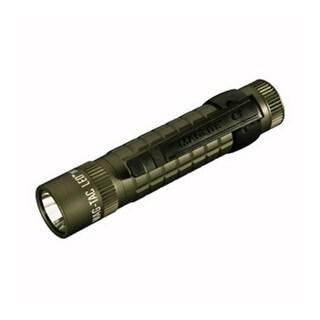 Mag-Lite MAGTAC 2-Cell CR123 LED Flashlight Plain Bezel