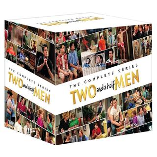Two and a Half Men: The Complete Series (DVD)