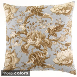 Dennehy Decorative 24-inch Feather and Down Filled Throw Pillow