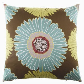 Sunshine Decorative 24-inch Feather and Down Filled Throw Pillow