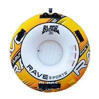 RAVE Blade 70-inch Water Towable - White/Yellow