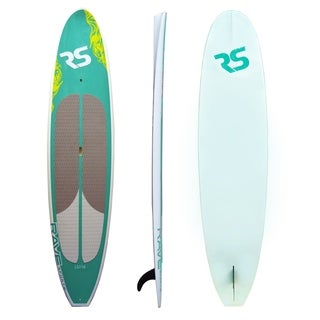 RAVE Lake Cruiser 11-foot 6-inch SUP Teal Standing Paddleboard