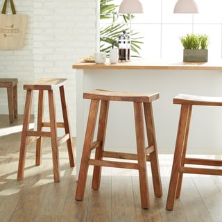 Saddle Bar Stool (India)