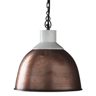 Blaine Copper Pendant Light (India)