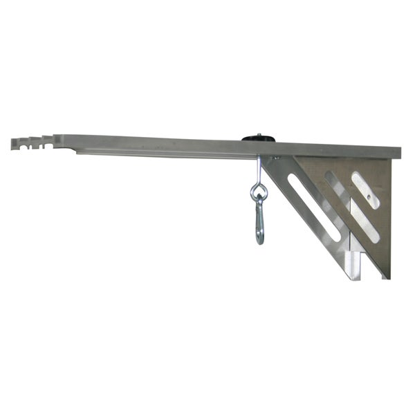Overhead Pulley Section for CanDo Wall Railing