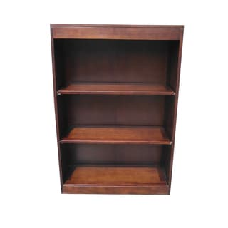 D-Art Bellevue Mahogany Wood Short Bookcase (Indonesia)