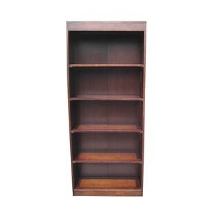 Handmade D-Art Bellevue Mahogany Wood Tall Bookcase (Indonesia)