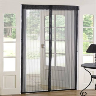As Seen on TV Magnetic Mesh Screen Door