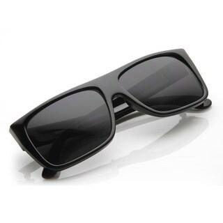 EPIC Eyewear 'Casey' Flat Top Rectangle Fashion Sunglasses