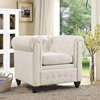 Earl Fabric Armchair