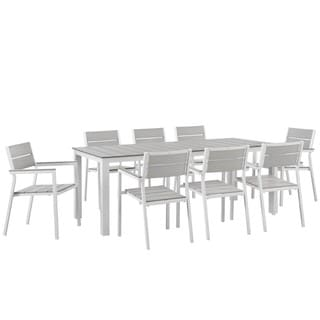 Main 9 Piece Outdoor Patio Dining Set