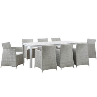 Juncture 9-piece Outdoor Patio Dining Set