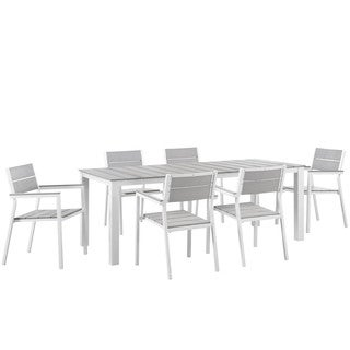 Main 7-piece Outdoor Patio Dining Set