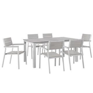 Main 7-piece Outdoor Patio Dining Set