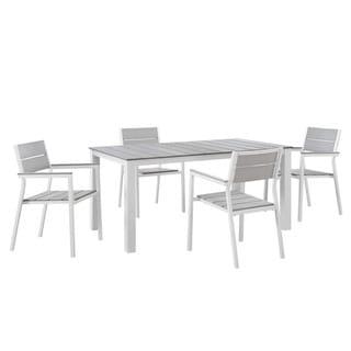 Havenside Home Steinhatchee 5-piece Outdoor Dining Set