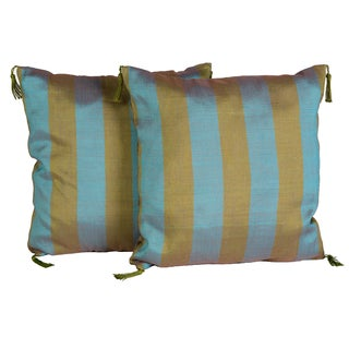 11 inches X 19.6 inches Filled Moroccan pillow