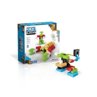 Guidecraft IO Blocks 76-piece Set