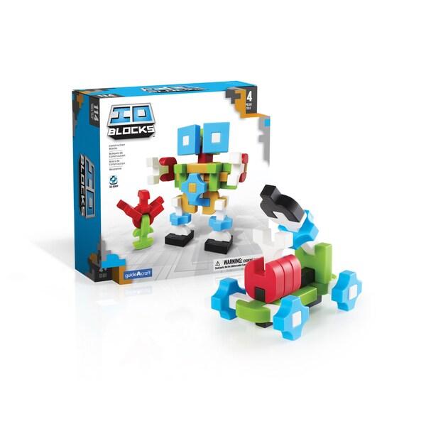 Guidecraft IO Blocks 114-piece Set