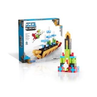 Guidecraft IO Blocks 192-piece Set