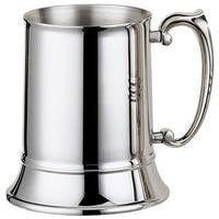 Visol Gondor Mirror Finish Stainless Steel 16-ounce Mug