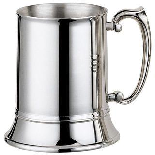 Visol Gondor Mirror Finish Stainless Steel 16-ounce Mug