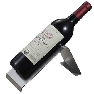Visol Bailey Stainless Steel Table Top Wine Bottle Holder