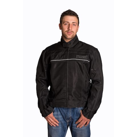 Mossi Jaunt Black/ Grey Jacket