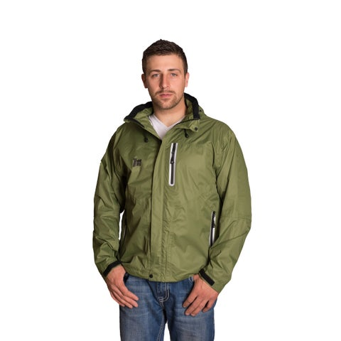 Mossi Venture Powder Green Jacket