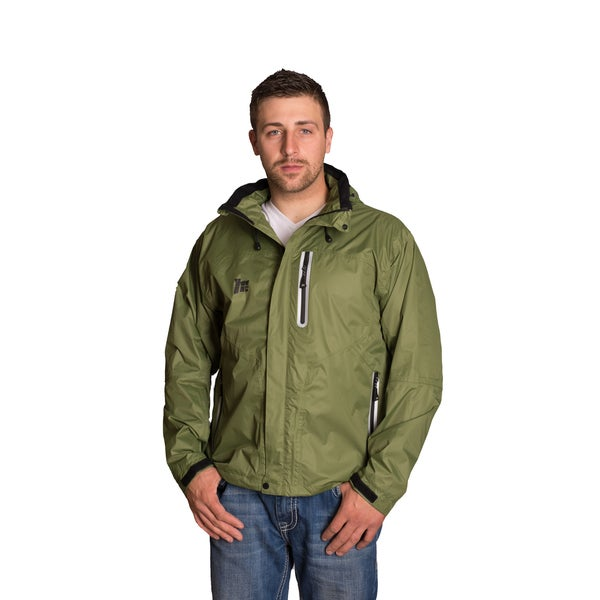Mossi Venture Powder Green Jacket