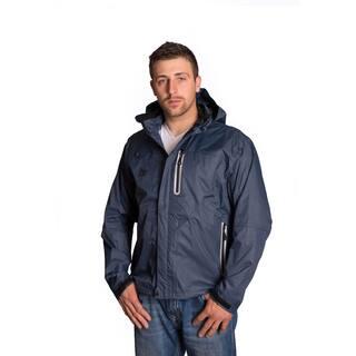Mossi Venture Navy Blue Rain Jacket|https://ak1.ostkcdn.com/images/products/10083227/P17226485.jpg?impolicy=medium