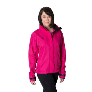 Mossi Women's Quest Fuchsia Windbreaker