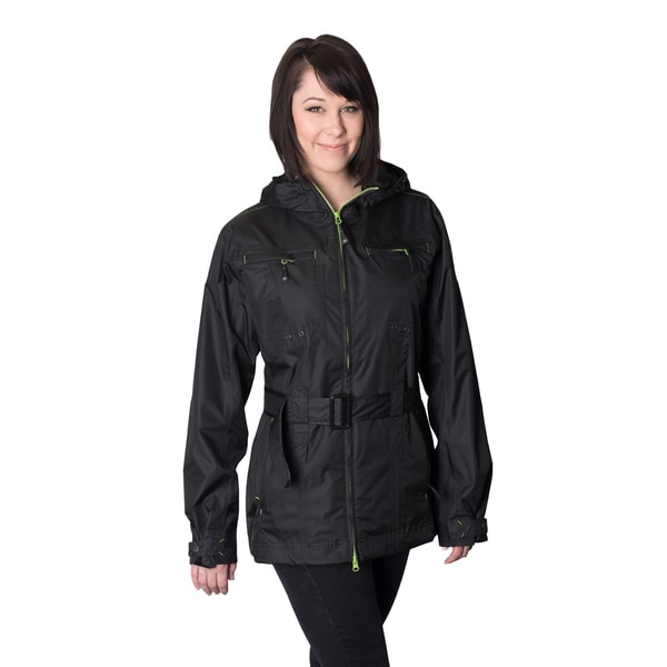 Mossi Alpine Black Jacket
