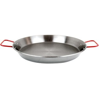 Magefesa Satin Carbon Steel Paella Pan (More options available)