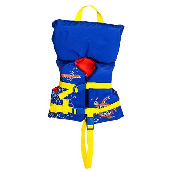 Super Soft Toddler Vest with Leg Strap