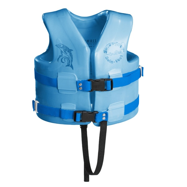 TRC Recreation USCG Approved Child's Safety Vest with Leg Strap
